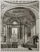 Virgin chapel