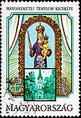 Virgin Mary Christ Mariaremete Budapest