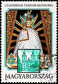 Virgin Mary Christ Celldomolk Cathedral