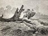 Canoe wreck bis