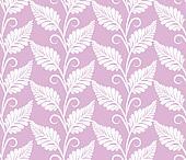 Floral vintage design