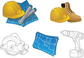 Construction Icon Collection
