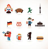 Germany Clip Art - Royalty Free - GoGraph