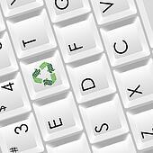 eco computer keyboard