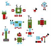 Robots Collection-1