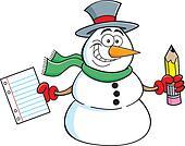 Snowman Student