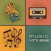 music vintage