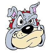 Bulldog Sneering