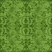 Vintage Green Tapestry