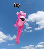 pink panther kite