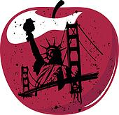 new york the big apple