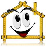 House Smiling - Wood Meter Tool