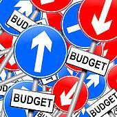 Budget concept.
