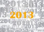 New 2013 year