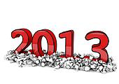 3d new year