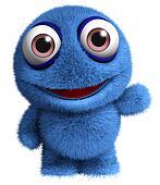 blue toy