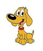 Happy Puppy Dog
