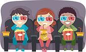 3D Glasses Kids