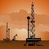 Gas platforms