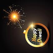 happy diwali bomb