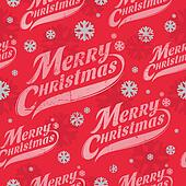 Seamless Christmas background