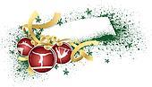 Gymnastics Christmas Ornament Desig