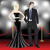 Paparazzi Clip Art - Royalty Free - GoGraph