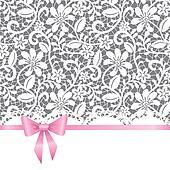 wedding, invitation or greeting card
