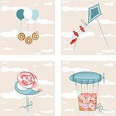 Sweets Flight Set 2