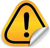 Attention vector sign