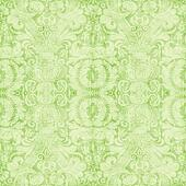 Vintage Light Green Tapestry