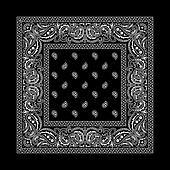 Bandana - 2 Black