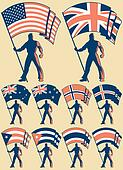 Flag Bearer 2