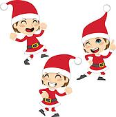 Santa Claus Dance