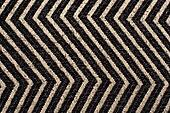 zebra style stripes