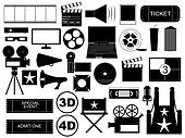 Movie elements