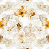 illustration popcorn background