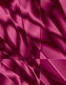 Burgundy Stained Glass Effect Background