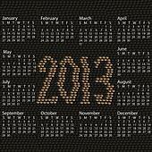 2013 calendar snake skin