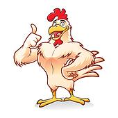 Strong Chicken