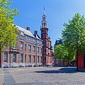 Grote Kerk (Big Church),  Hague, Holland