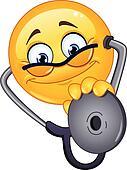 Doctor emoticon