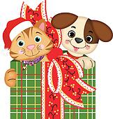 Dog and Cat Christmas Gifts