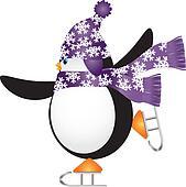 PenguinSkating4V