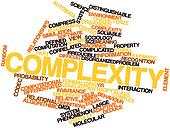 Word cloud for Complexity