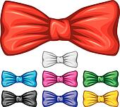 bow ties collection (bow tie set)