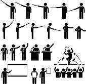 Speaker Presentation Teaching
