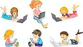 Laptops and Kids