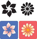 Decorative flowers 1