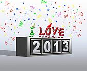 I love 2013.